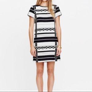 Madewell Geo Print Dress